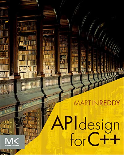API Design for C++