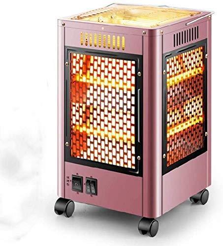miwaimao El calentador eléctrico de la estufa de camping al aire libre...