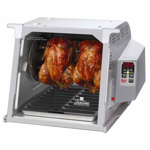 Ronco Showtime Compact Rotisserie and BBQ Oven.