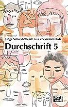 Durchschrift 5: Junge Schreibtalente aus Rheinland-Pfalz