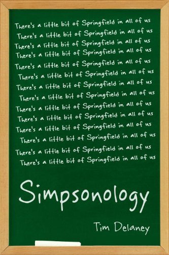 Simpsonology: There's a Little Bit of Springfield in All of Us (English Edition)