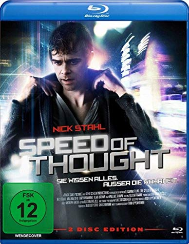 Speed of Thought (+ Copy To Go Disc) [Blu-ray]
