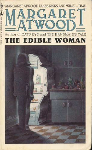 The Edible Woman Book By Margaret Atwood