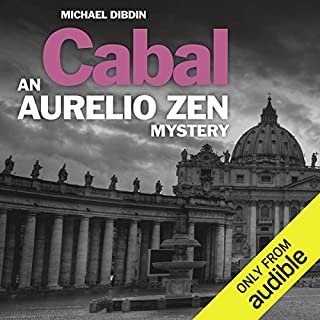 Cabal audiobook cover art