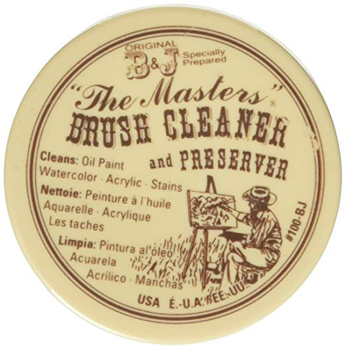 General Pencil Company Inc., The Masters Brush Cleaner & Preserver 1...