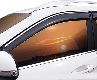 Xtrdye Deflectores de Viento para automóviles Compatible con Hyundai IX35 2010-2017, Ventana Lateral