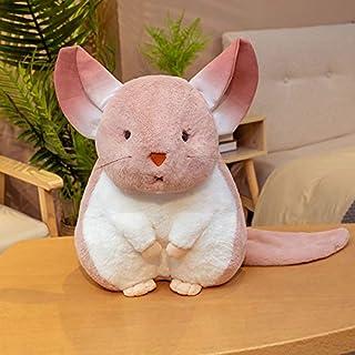 25-55 cm Creatieve schattige Hamster Knuffels Gevuld Vet Real-life Muis Pop Zachte Cartoon Dier Kussen Verjaardagscadeau v...