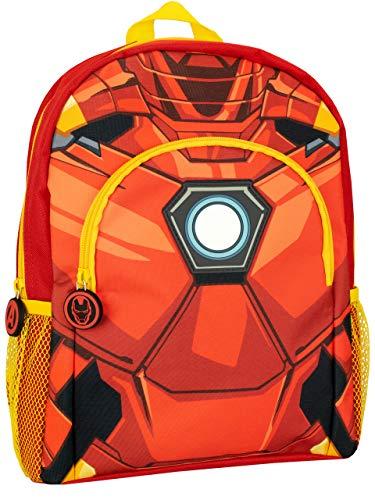 Marvel Enfants Sac à Dos Iron Man Rouge