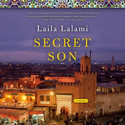Secret Son audiobook cover art