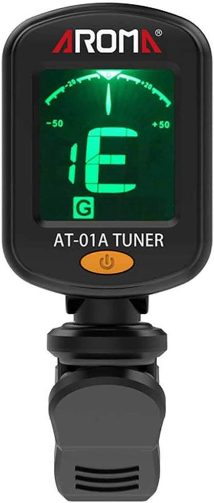 Detectorcatty Special Campaign Guitar Tuner Brand new Portable fo Screen Color