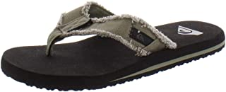 Quiksilver Men's Monkey Abyss Three-Point Sandal