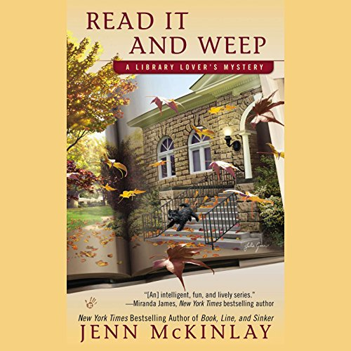 Read It and Weep                   By:                                                                                                                                 Jenn McKinlay                               Narrated by:                                                                                                                                 Allyson Ryan                      Length: 7 hrs and 28 mins     136 ratings     Overall 4.5