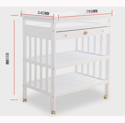 Amazon Com Delta Children Eclipse Changing Table With