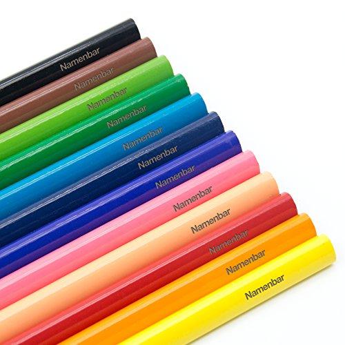 Pelikan Jumbo Buntstifte - dreikant - Stifte mit Namen/individueller Gravur