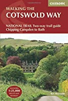 The Cotswold Way: Two-Way National Trail Description (UK Long-Distance series) by Kev Reynolds(2016-06-30)