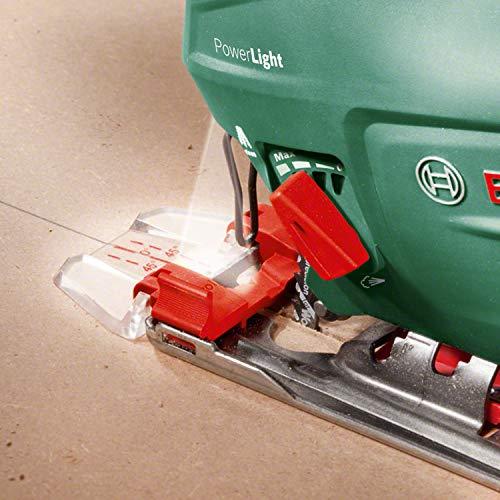 Bosch 603011002 Cordless Jigsaw PST 18 LI (Without Battery, 18 Volt System, in Cardboard Box), Green