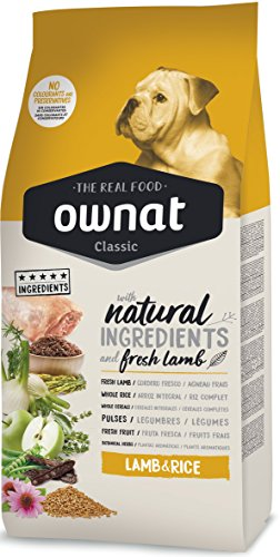 Ownat Dog Classic Lamb & Rice 15000 g