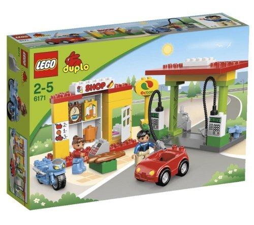 Lego 6171 - Duplo: Tankstelle