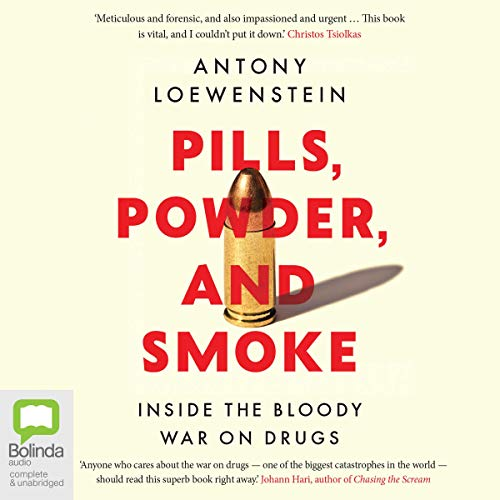 Pills, Powder, and Smoke cover art