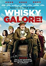 Image of Whisky Galore! Blu ray. Brand catalog list of Arrow Films.