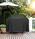 BBQ Grill Cover,Barbecue Covers,BBQ Covers Waterproof Heavy Duty,Grill Covers 58 Inch for Weber Spirit/Genesis Grill Cover,Rip, Dust, Fade & Weather Resistant Gas Grill Overs