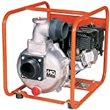 Multiquip QP303H Gasoline Powered Centrifugal Pump with Honda Motor, 5.5 HP, 245...