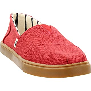 TOMS Alpargata Cupsole Brick Red Heritage Canvas Cupsole 6.5 (B0777FHT87) | Amazon price tracker / tracking, Amazon price history charts, Amazon price watches, Amazon price drop alerts