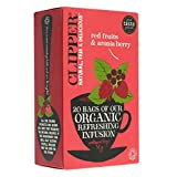 Clipper Org Red Fruits & Aronia Berry 25bag