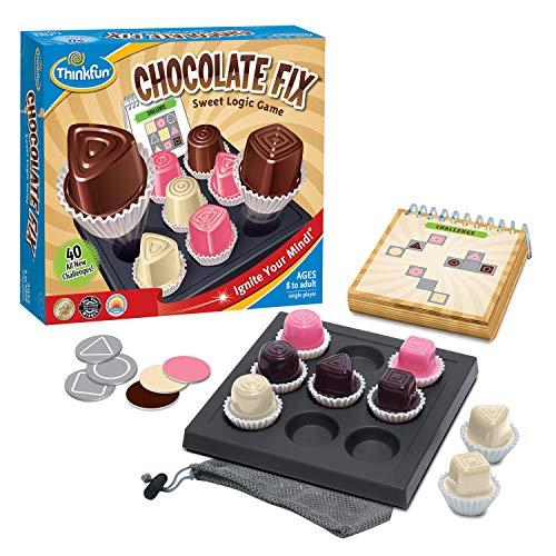 Think Fun 76330 Gioco di Logica Chocolate Fix