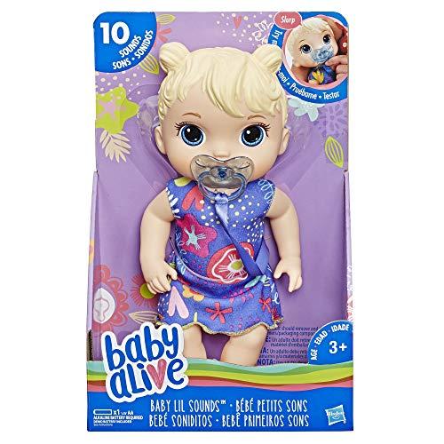 Baby Alive Soniditos Doll