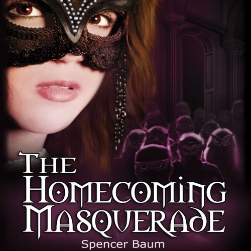 The Homecoming Masquerade audiobook cover art
