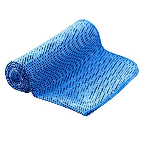 BingoFit - Asciugamano rinfrescante per sport, allenamento, fitness, palestra, yoga, pilates, viaggi, campeggio e altro