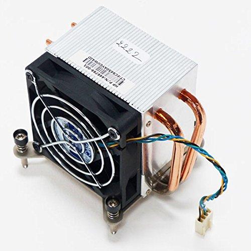 Kühler Kühlkörper Lüfter CPU 449796–001Compaq für HP DC7800SFF Sockel 775