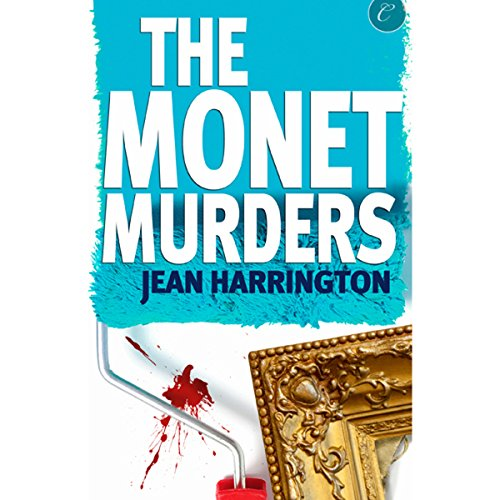The Monet Murders audiobook cover art