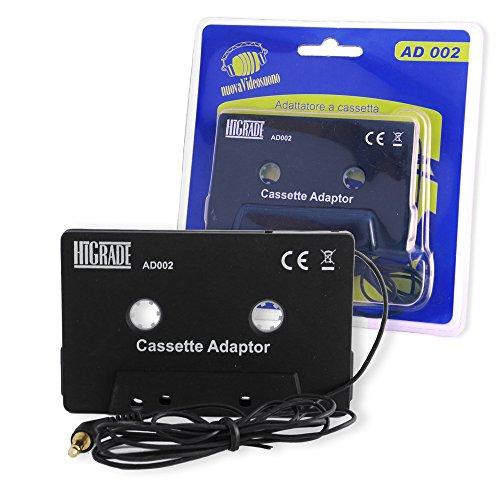 Cassette-adapter voor CD-speler auto-stereo-installatie