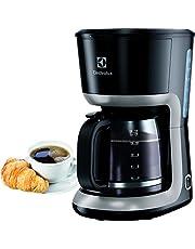 Electrolux Damlatmaz Geniş Cam Hazneli Filtre Kahve Makinası