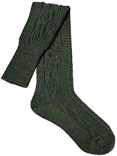 socksPur - Calcetines hasta la rodilla - para hombre Loden 43/46