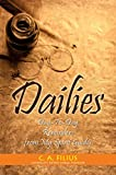 Dailies: Day-To-Day Reminders from My Spirit Guides (English Edition)