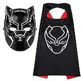 Superhero Cape and Masks Superhero Toy for 4-10 Year Old Boys Superhero Dress up Masks Kid Best Gifts