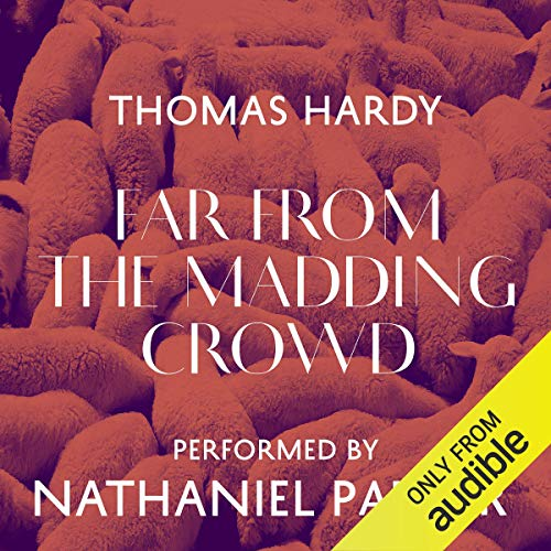 Far from the Madding Crowd copertina