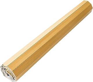 アイリスプラザ ウッドカーペット ナチュラル 幅約260×奥行き約260×厚み0.4cm 4.5畳、江戸間 WDFK-4.5-EDO