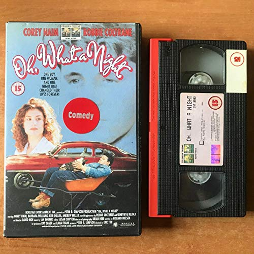 Oh, What a Night [Reino Unido] [VHS]