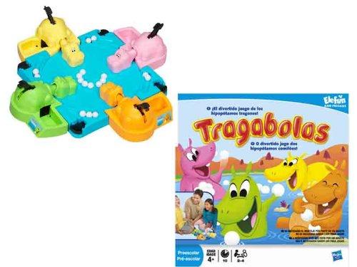 Hasbro Juegos Infantiles Tragabolas 05297175