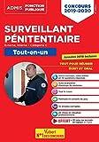 Concours Surveillant de l'administration pénitentiaire - Catégorie C - Tout-en-un - Concours externe et interne 2019-2020