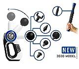 EA Massage Gun - Deep Tissue Percussion Massager - Professional Handheld Massager - Massager Gun for Body, Back, Neck & Shoulder - Muscle Massage Gun for Athletes - Massage Guns with Massage Roller