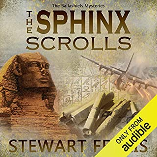 The Sphinx Scrolls     The Ballashiels Mysteries, Book 1              By:                                                                                                                                 Stewart Ferris                               Narrated by:                                                                                                                                 Gavin Osborn                      Length: 13 hrs and 53 mins     3 ratings     Overall 4.0