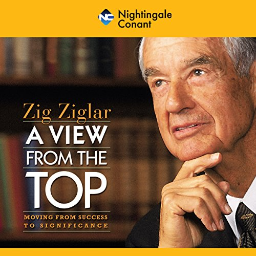 A View from the Top audiobook cover art