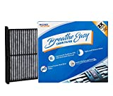 Spearhead Premium Breathe Easy Cabin Filter, Up to 25% Longer...
