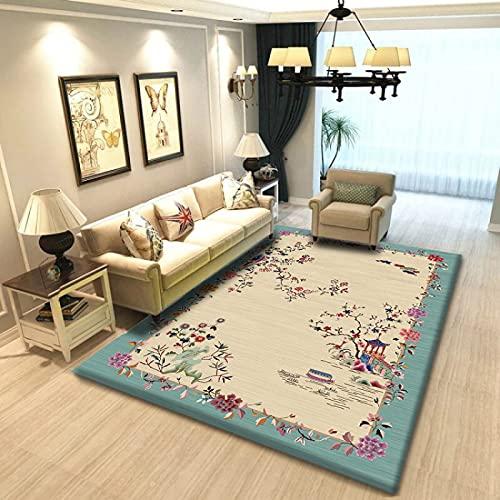 ZAZN European-Style Light Luxury Carpet, Living Room, Bedroom, Coffee Table, Sofa, Full Room, Home Carpet, Non-Slip, Wear-Resistant And Washable