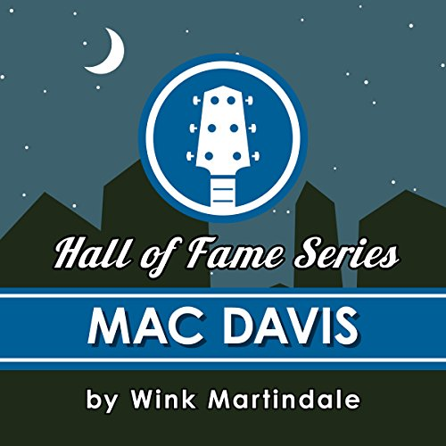 Mac Davis  By  cover art
